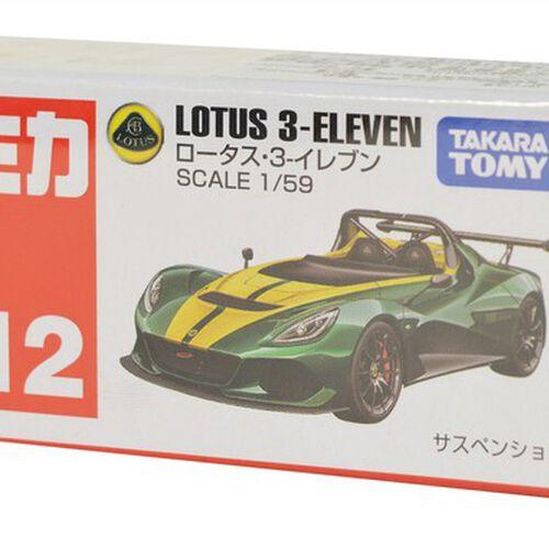 Tomica多美 No﹒112 Lotus 3 - Eleven