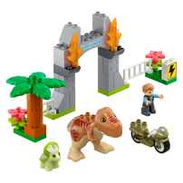 Lego樂高 10939 T. rex and Triceratops Dinosaur Breakout