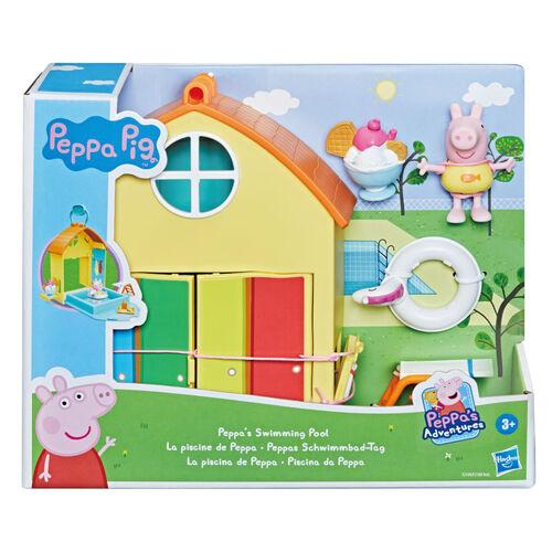 Peppa Pig粉紅豬小妹 佩佩郊遊去遊戲組- 隨機發貨