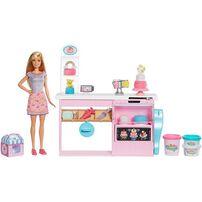 Barbie芭比麵包專門店套裝