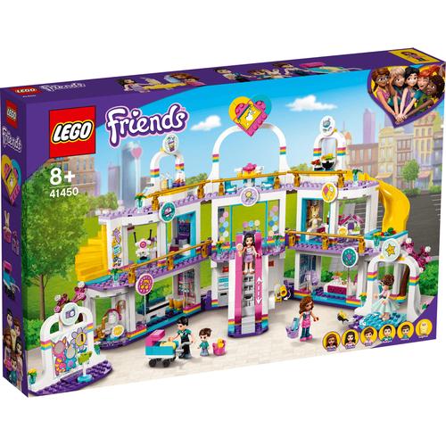 Lego樂高 Lego Friends 41450心湖城購物中心