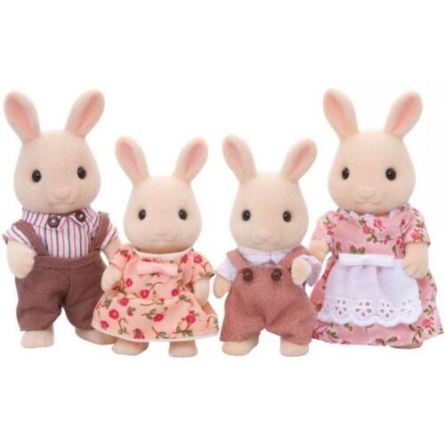 Sylvanian Families森林家族牛奶兔家庭
