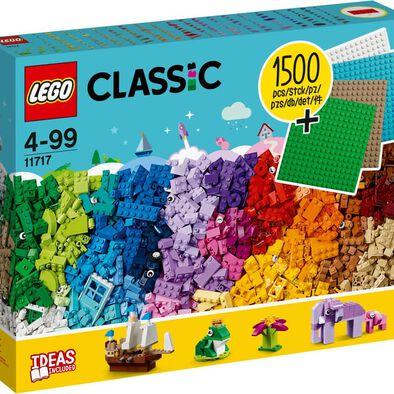 LEGO 樂高 經典顆粒拼砌盒 11717