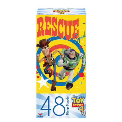 Toy Story 4 48pc Tower Puzzle