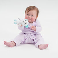 Top Tots 天才萌寶 可愛動物嬰兒手搖鈴- 隨機發貨