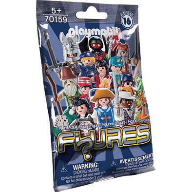 Playmobil摩比人 人偶包16系列-男生
