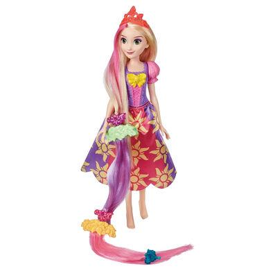 Disney Princess迪士尼公主 迪士尼魔髮奇緣 樂佩公主接髪組