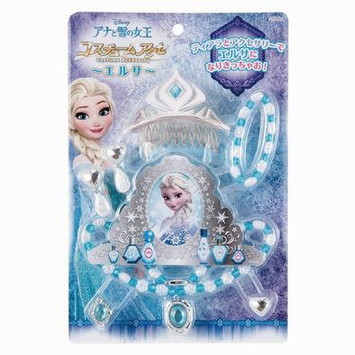 Disney Frozen迪士尼冰雪奇緣frozen 飾品玩具組
