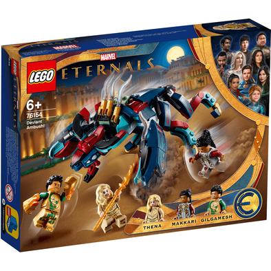 Lego樂高76154 Deviant Ambush!