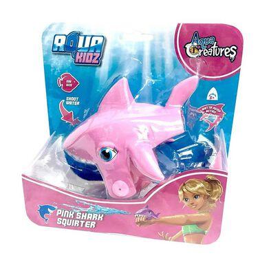 Eolo鯊魚水槍手套-粉紅