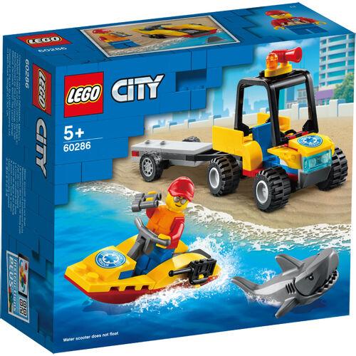 LEGO樂高 60286 海灘救援 ATV
