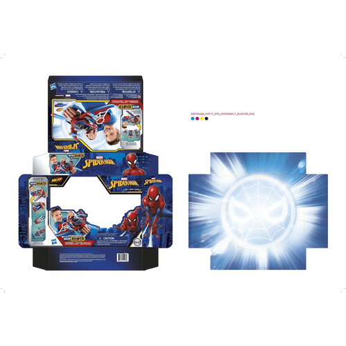 Marvel漫威蜘蛛人十字弓發射器