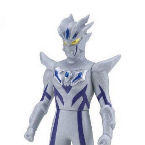 Ultraman超人力霸王 GEED軟膠 ZERO極越型態