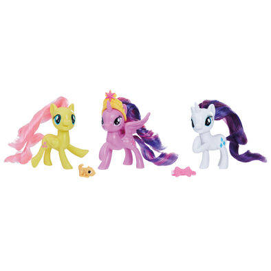 My Little Pony彩虹小馬小馬國好朋友組2