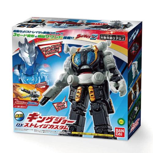 Ultraman 超人力霸王 DX 軍械庫特裝金古喬