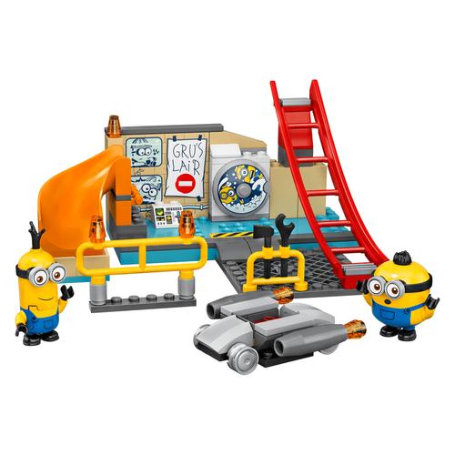 LEGO樂高 迷你兵團系列Minions in Gru's Lab 75546