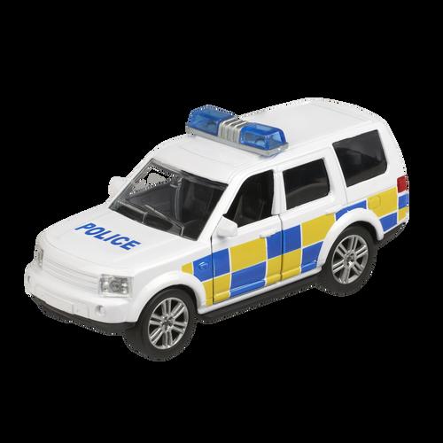 Speed City 極速城市 巡邏警車