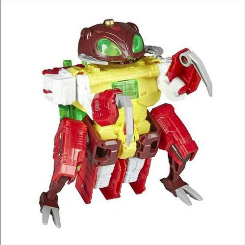 Transformers變形金剛特仕版人偶