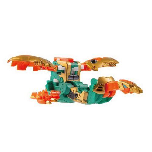 Hello Carbot衝鋒戰士 變形蛋 遠古始祖鳥
