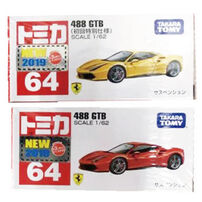 Tomica多美 No﹒64 488 GTB
