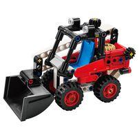 LEGO樂高 42116 滑移鏟裝機