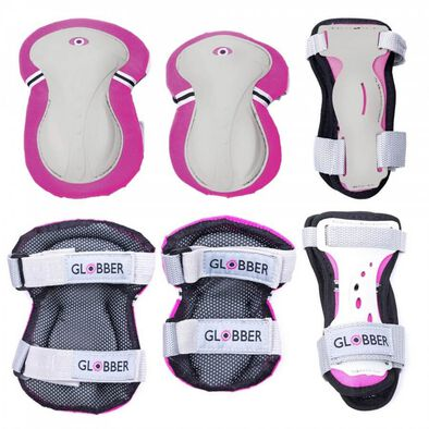 Globber高樂寶初兒護具套裝xxs (粉紅色)