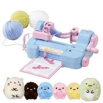 TAKARA TOMY Sumikko Guarashi角落小夥伴- 毛球玩偶製作機