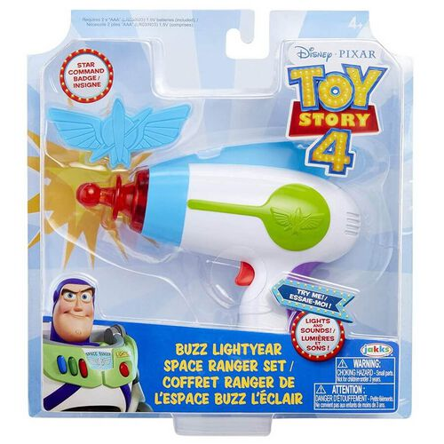 Toy Story玩具總動員 4 巴斯太空槍