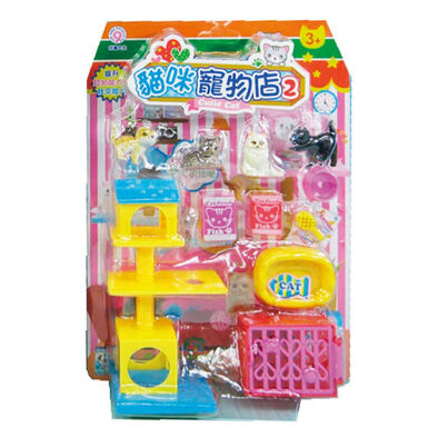 Tai Sing 貓咪寵物店2