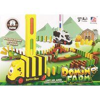 Tai Sing大生 Domino Farm 積木骨牌車