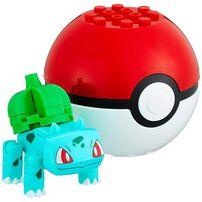 Mega Bloks美高積木創建寶可夢精靈球