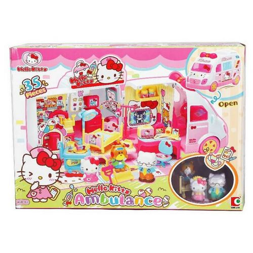Hello Kitty凱蒂貓行動救護站