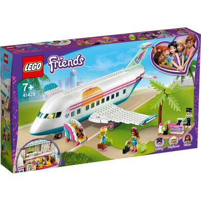 LEGO樂高好朋友系列 41429 心湖城飛機