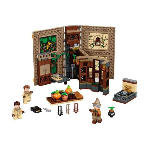 LEGO樂高 76384 Hogwarts Moment: Herbology Class