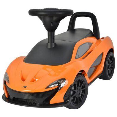 Mclaren麥拉倫滑步車-橘