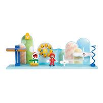 Nintendo任天堂 2.5吋棉花糖雲海豪華組