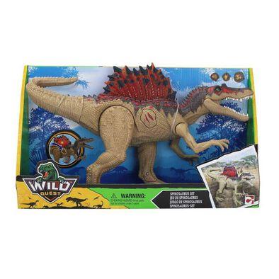 Wild Quest Dino 聲光棘背龍
