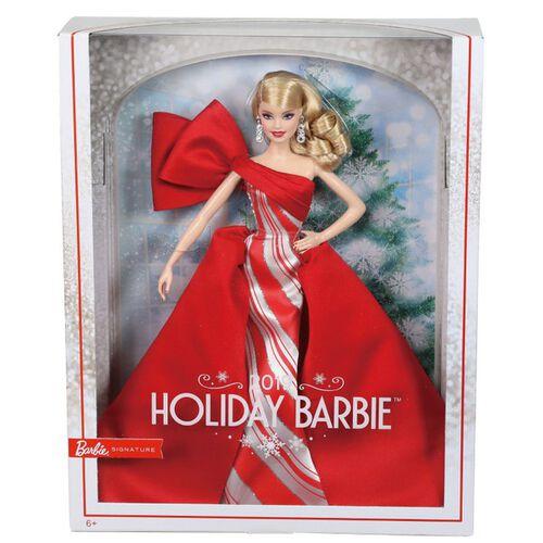 Barbie芭比-金色捲髮