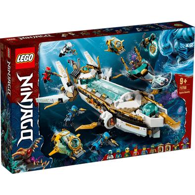 Lego樂高 71756 水力使命號