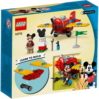 Lego樂高 10772 Mickey Mouse's Propeller Plane