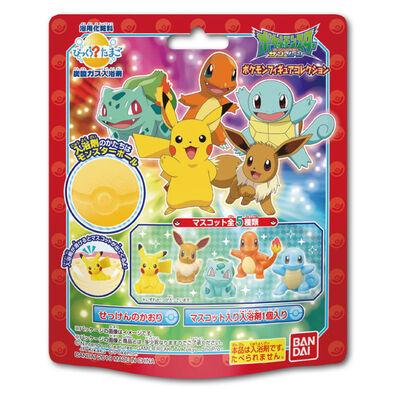 Bandai萬代 Pokemon寶可夢入浴球 - 隨機發貨