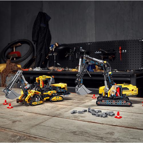 Lego樂高 Technic 42121 重型挖土機
