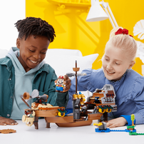 Lego樂高 71391 庫巴飛行船