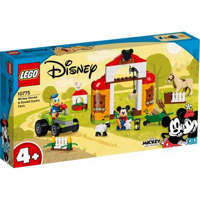 Lego樂高 10775 Mickey Mouse & Donald Duck's Farm
