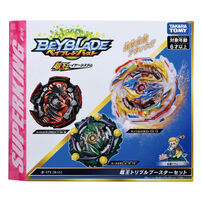 Beyblade戰鬥陀螺#171 風暴天龍對戰組
