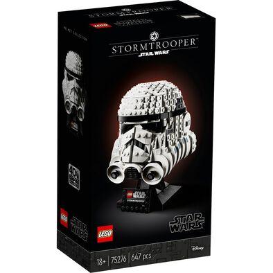 LEGO樂高星際大戰系列 75276 Stormtrooper Helmet 帝國風暴兵