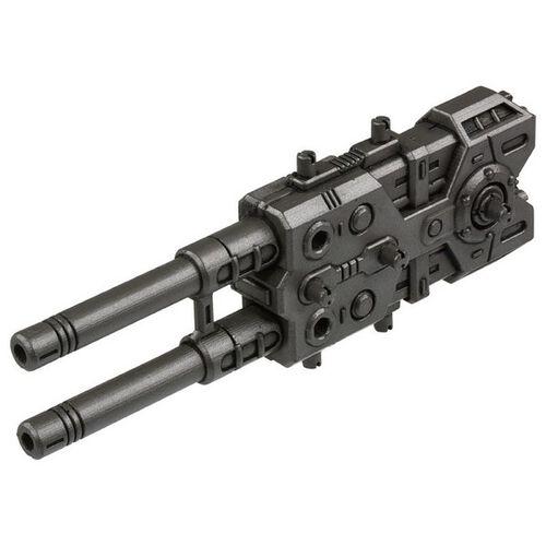 Zoids洛伊德 Zw31 改造武器爆發雷達