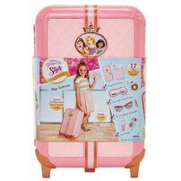 Disney Princess迪士尼公主 公主粉紅手拉箱