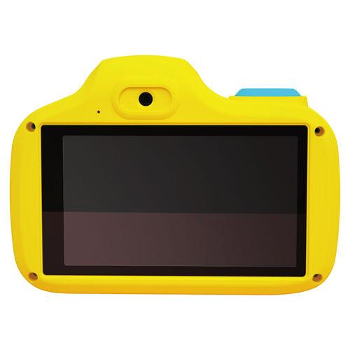 VisionKids HappiCAMU T3 3200萬像素觸控式兒童數位相機(Wifi版)  藍