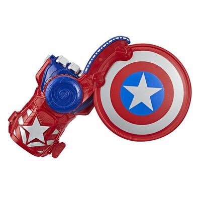 Marvel漫威英雄動作發射器 美國隊長